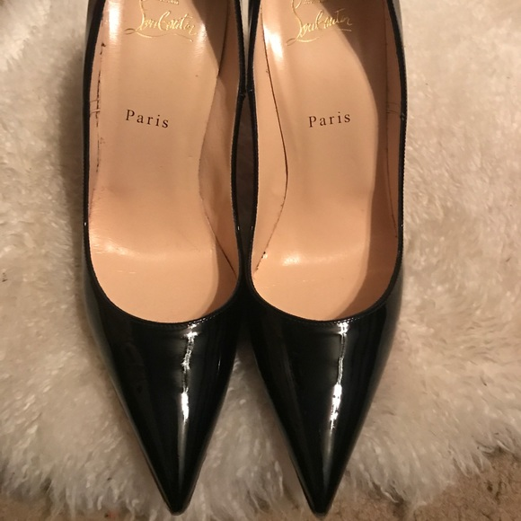pretty nice d1c7e 0af4b So Kate Christian Louboutin Patent Red Sole Pump